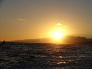 Kihei condo photo - Sun Rising over Haleakala Crater