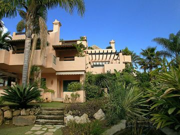 Estepona Coast - New Golden Mile house rental