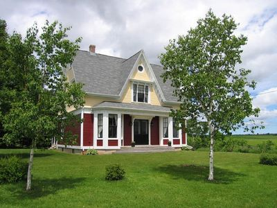 The Wexford Heritage House is a restored Victorian Home~Vacation Rental
