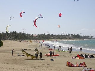 Sosua villa photo - Cabarete-Kite surfing beach