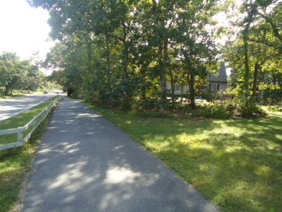Bike Path 50' From House