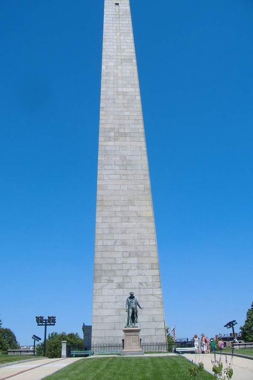 Bunker Hill/On Freedom Trail