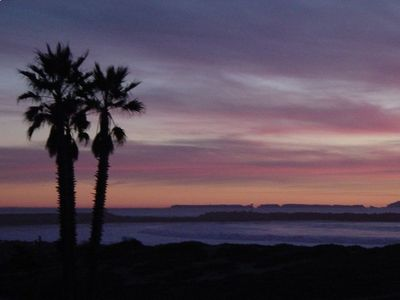 Catch a panoramic Channel Island sunset from Marina Park or the beach