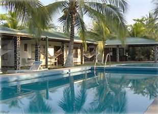 Oceanfront Vacation Accommodations - A Tropical Island Paradise