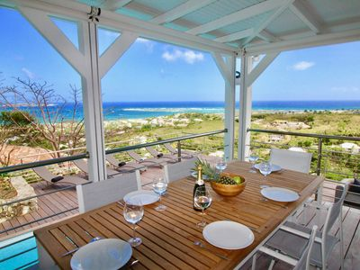 """image for BIG DISCOUNT Villa """"Blue Sky"""" 300 euro a night until end august  ! ORIENT BAY"""