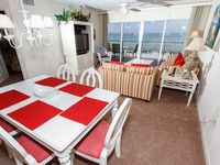A Grand and Spacious 3 Bedroom 3 Bath Beach Front Unit; FREE BEACH CHAIRS DAILY