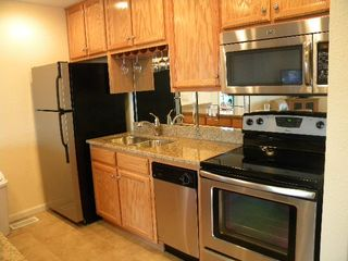 Updated kitchen - Osage Beach villa vacation rental photo