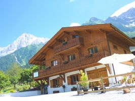 location appart Les Houches Luxury, New