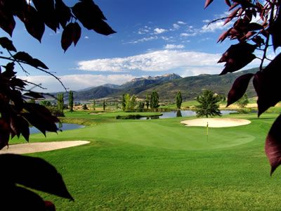 Wolf Creek Golf Course. Wonderful and affordable.