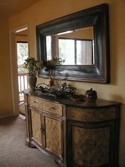 Ruidoso house photo - A buffet server for parties or dinners