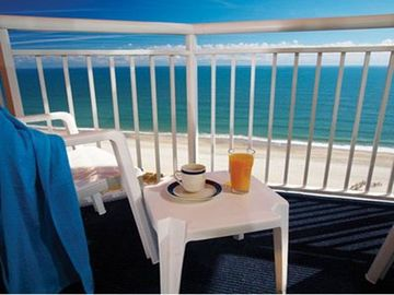 Dunes Village condo rental - Great View From Deck