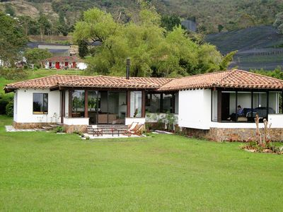 Country house in the outskirts of Medellin