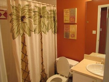 1 of 3 bathrooms!