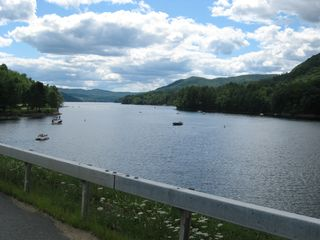 Day house photo - 30 mile long Great Sacandaga (taken from the dam 5 mi. north)