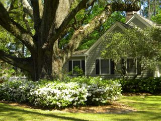 Murrells Inlet cottage photo - Our cottage offers maintenance free living...outside gas grill available.