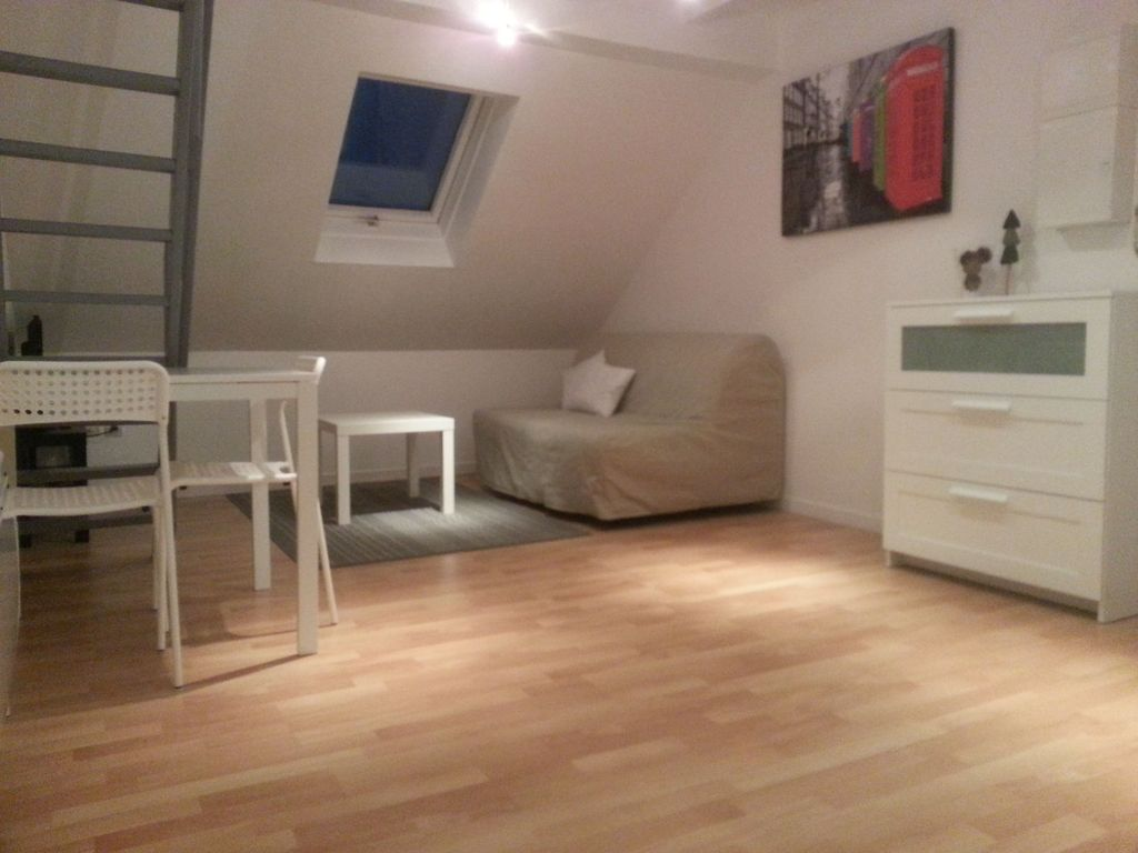 Holiday apartment, 20 square meters