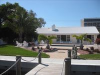 Luxurious Waterfront Home Walking Distance from Lido Beach