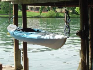 Lake Austin house photo - Kayaks (2)