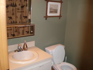 Mount Snow condo photo - Loft Bathroom