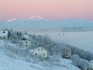 Northeast Iceland apartment photo - Winter in Akureyri