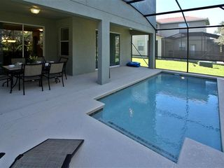 Paradise Palms house photo - Heated pool with