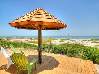 Cocoa Beach house photo - Lower deck