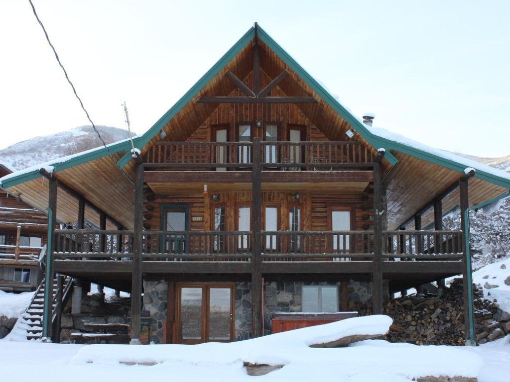 warm cozy cabin at swiss mountain estates vrbo