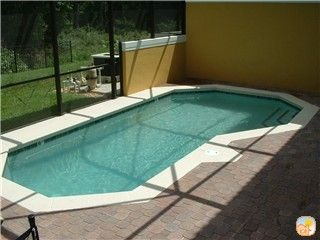 Our Very Own Fully Screened Pool