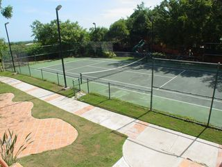 Cabo Rojo apartment photo - Tennis court and kids playground