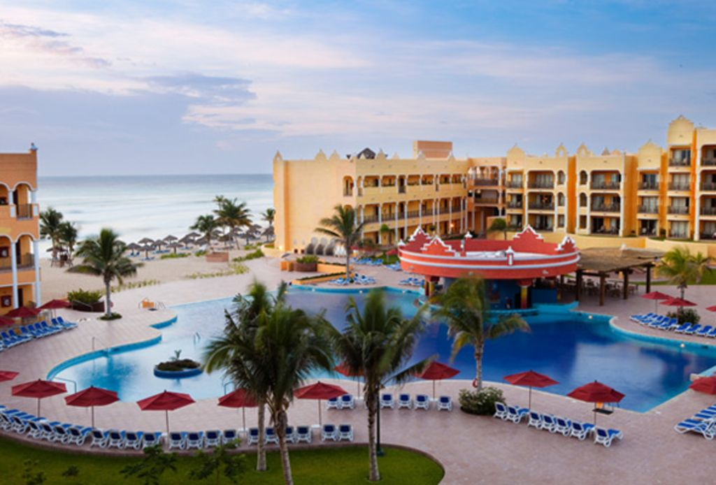 Royal Haciendas Resort & Spa: Isolated...