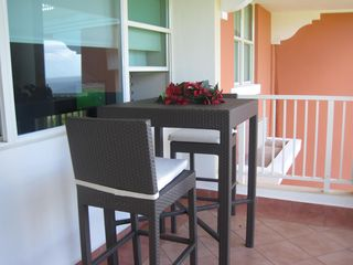 Aguadilla apartment photo - Balcony