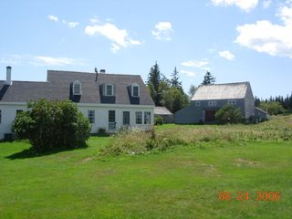 Vinalhaven farmhouse photo - Farm House