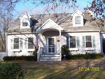 East Hampton house rental - Updated House on Quiet Corner Lot with Pool
