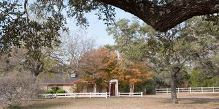 Dripping Springs house photo - Someplace Special Guest House located on two and a half acres.