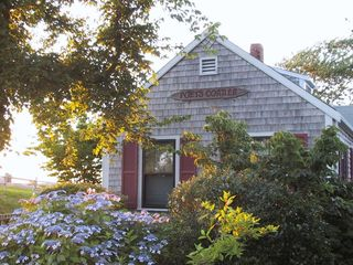 Nantucket Town cottage photo - Poets Corner