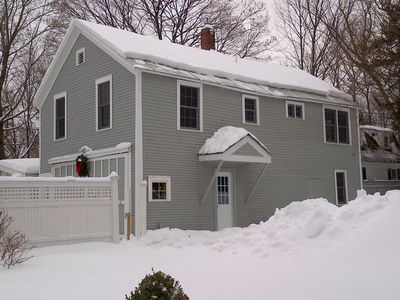 Carriage House - Winter