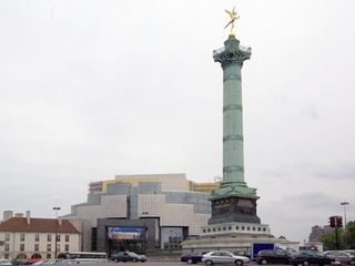 11th Arrondissement Bastille apartment photo - Place de la Bastille with Opera 5'