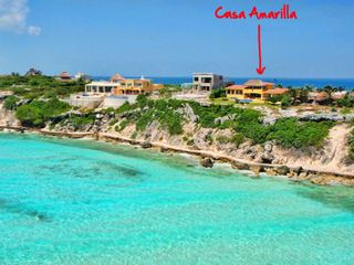Isla Mujeres house photo - Located on Punta Sur Isla Mujeres