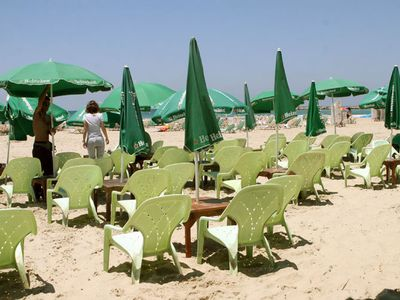 Tel Aviv apartment rental - The shore of Banana Beach