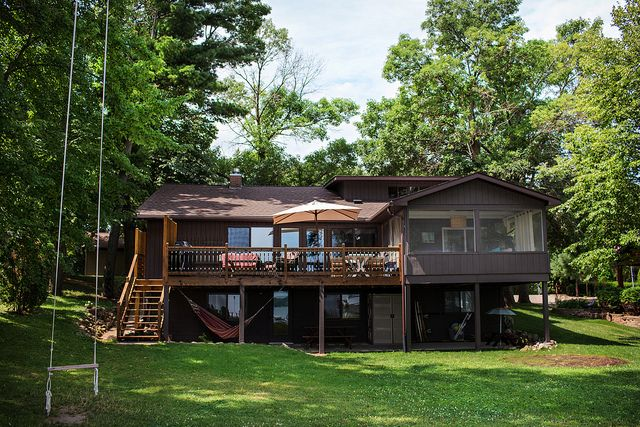 Life Is Better At The Wapo Lodge On Lake Homeaway