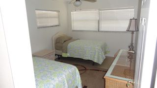 Hernando Beach house photo - Bedroom #3 has premium pillow top single beds and is very comfortable.