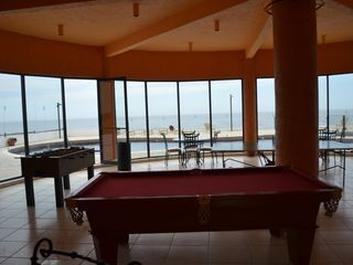 Calafia villa photo - Clubhouse with pool table, ping pong table and fooz ball table.