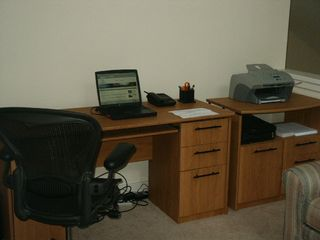 Palmetto Dunes villa photo - Full-Service Office with High-Speed WiFi