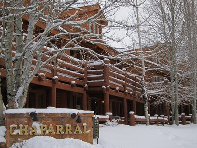 Your home for a winter respite, Chaparral.