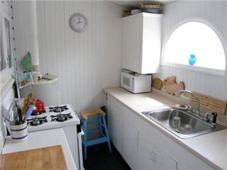 East Sandwich cottage photo - Kitchen