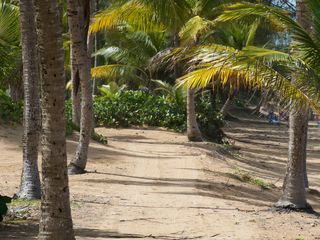 Rio Grande apartment photo - Walking trail at the beach