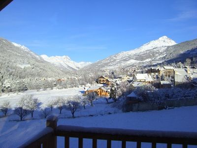 Duplex apartment for rent in the Briancon, Hautes Alpes for 10 people