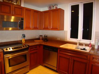 Humacao condo photo - Kitchen with Granite Counter Tops, Stainless Appliances