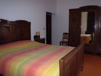 Double bedroom in the director's house