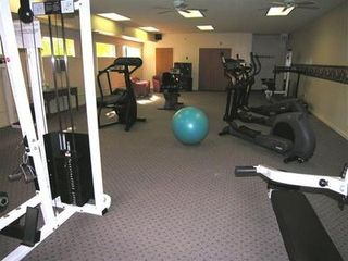Phoenix condo photo - full size gym located in clubhouse